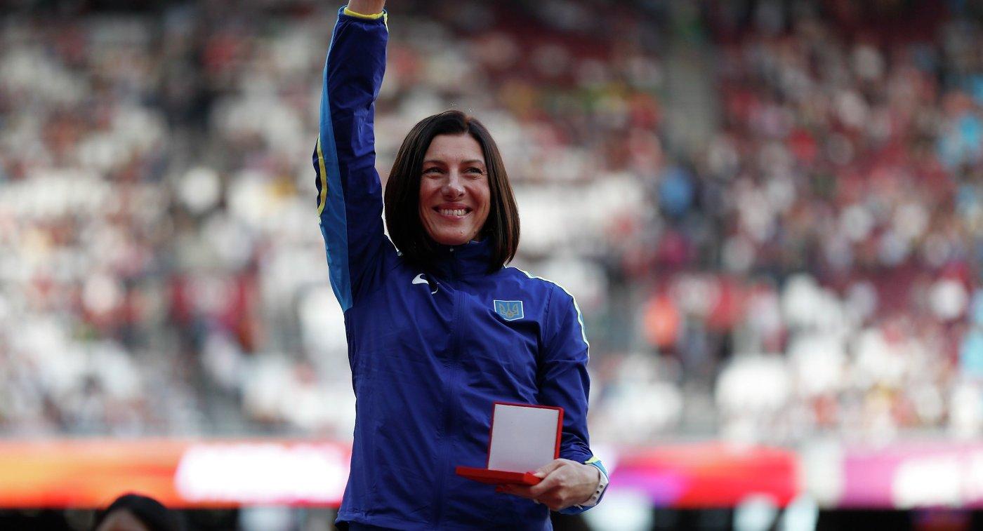 Медаль легкоатлетки изРФ Соболевой заЧМ-2007 передали украинке Лищинской