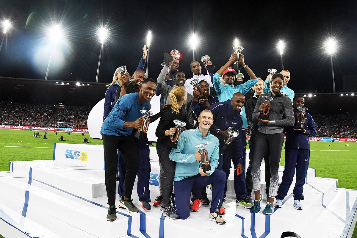 Diamond League 2017 Zurich