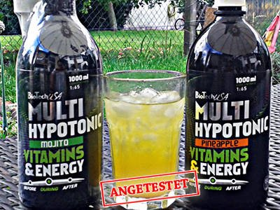 Multi Hypotonic Drink BioTech