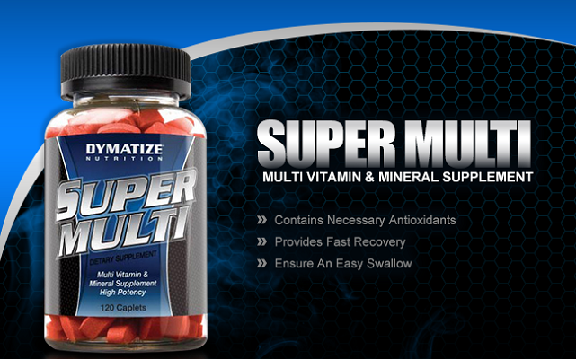 Dymatize Nutrition Super Multi Vitamin