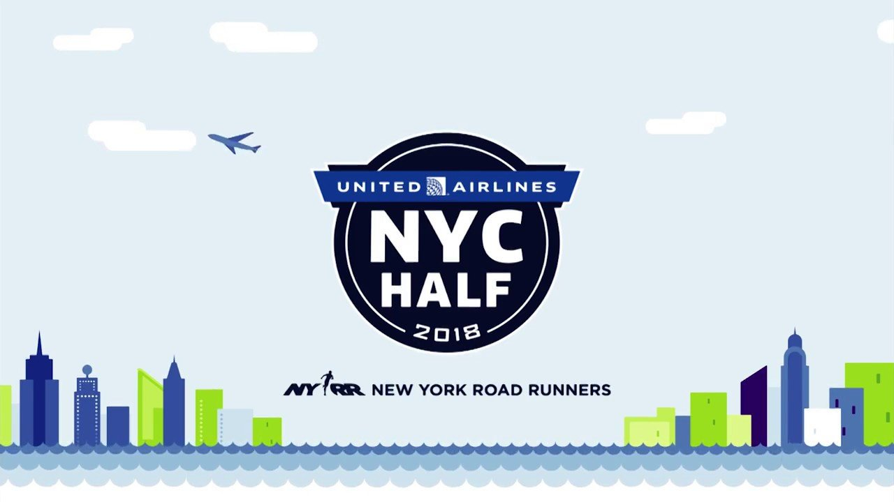 New York City Half Marathon 2018