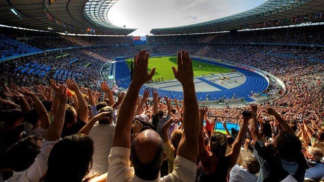 Чемпионат Европы в Берлине: аккредитация СМИ