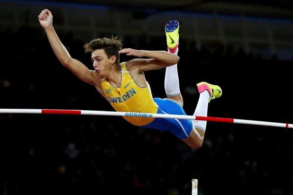 Арманд Дуплантис установил новый юниорский мировой рекорд + Видео » Легкая  атлетика - Мир легкой атлетики