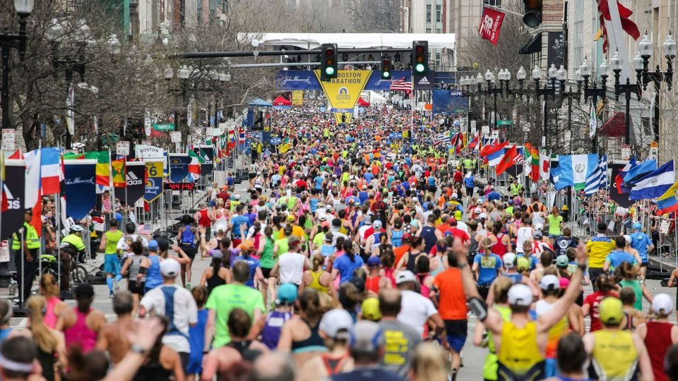 Boston Marathon 2018