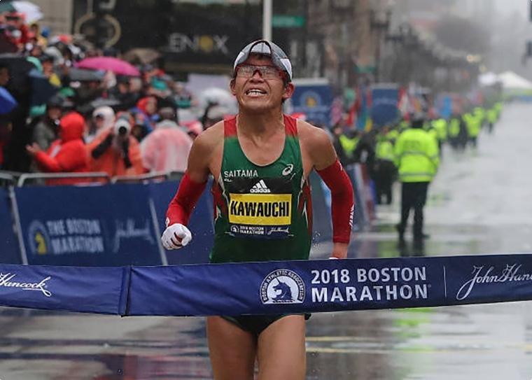 10 причин почему Юки Каваучи, победитель Бостонского марафона 2018, должен стать вашим любимым бегуном