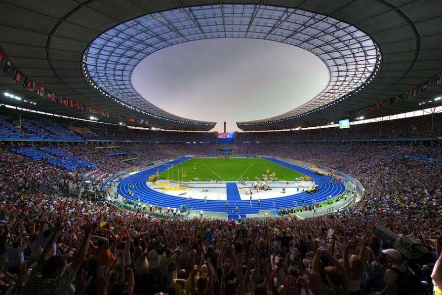 Более 500 тысяч зрителей посетили чемпионат Европы по легкой атлетике