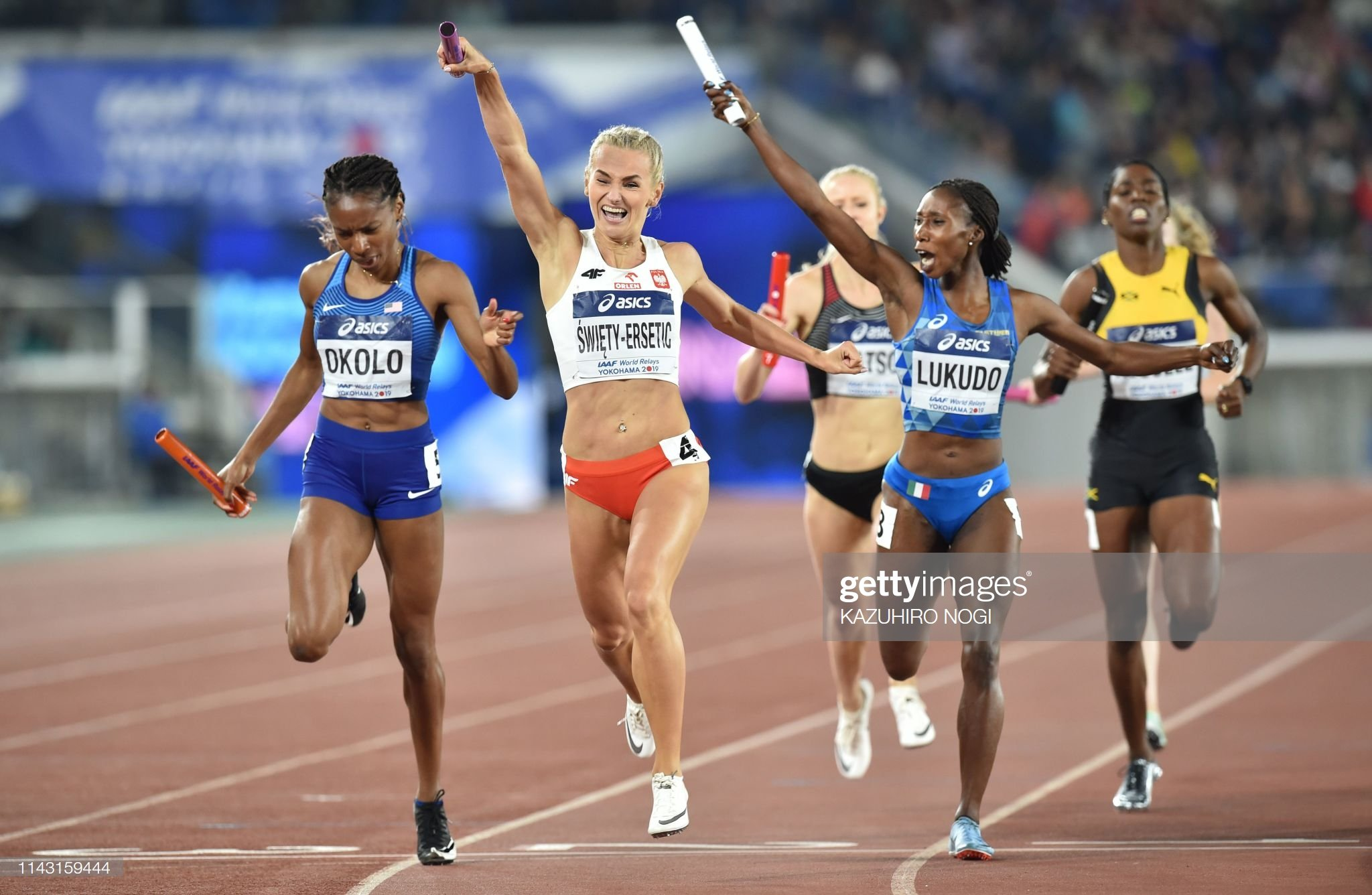 IAAF World Relays Yokohama 2019