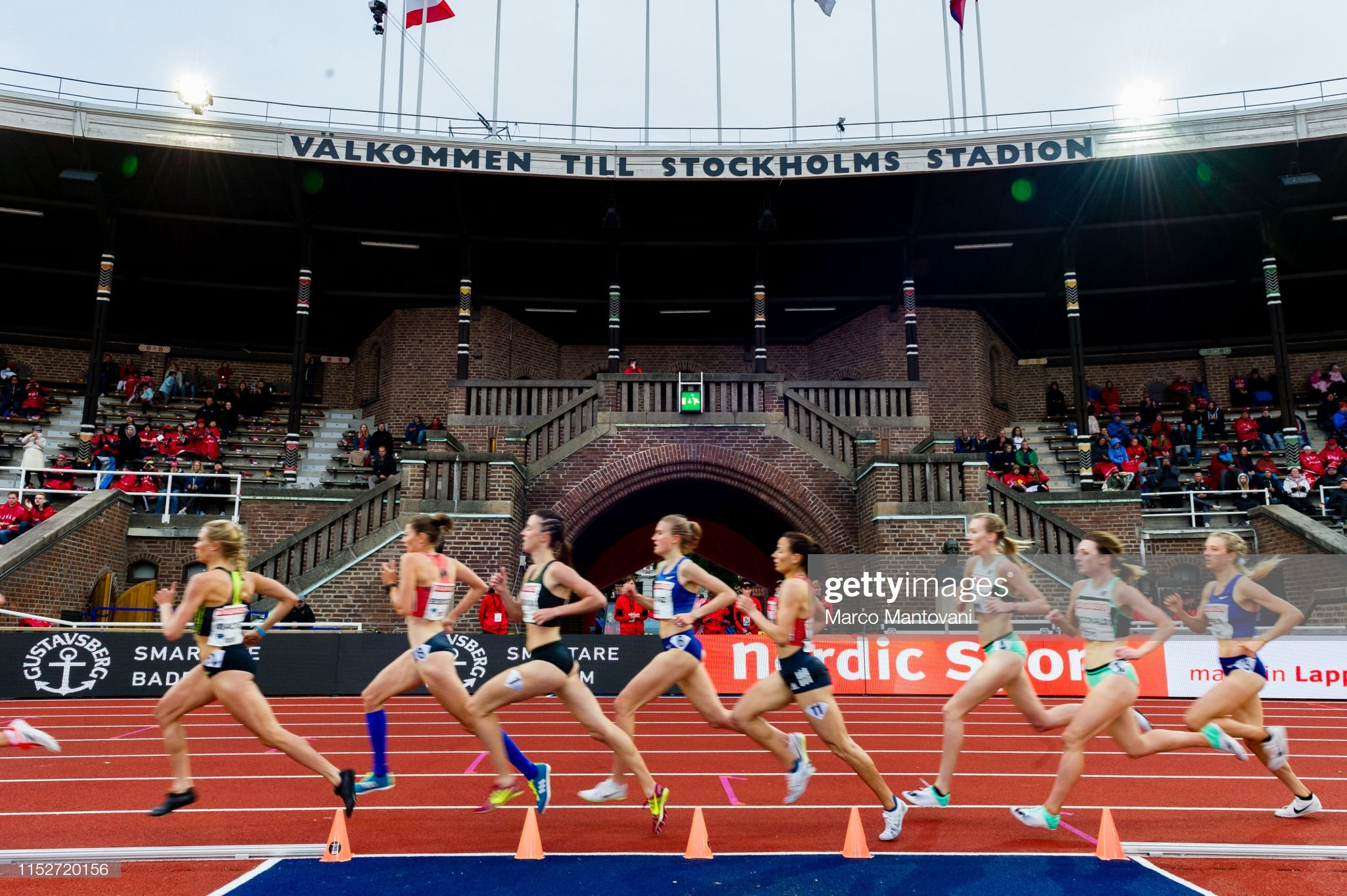 IAAF Diamond League - Stockholm 2019