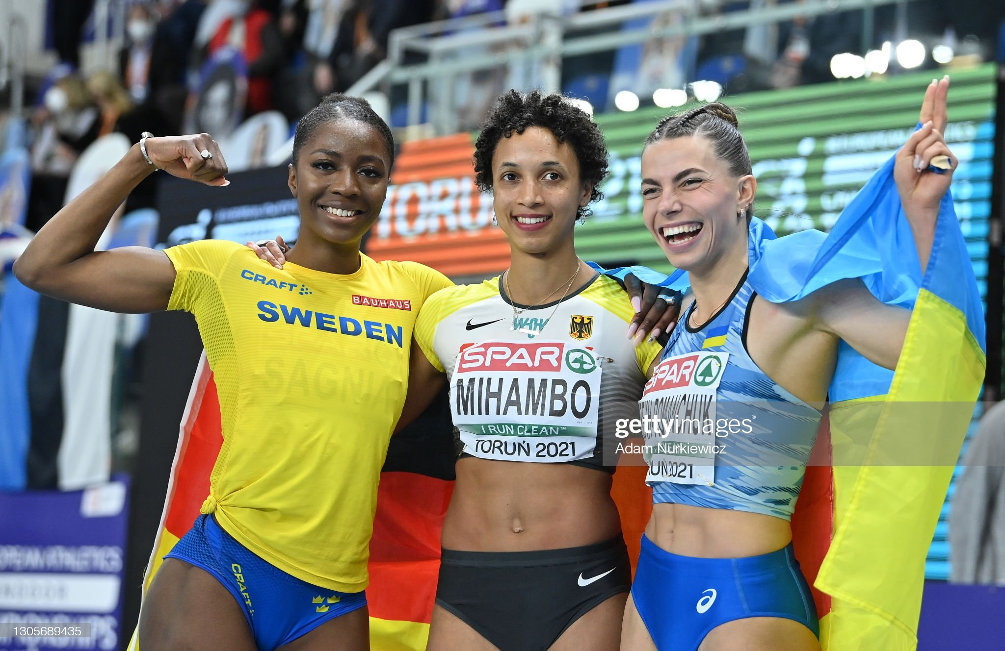 2021 European Athletics Indoor Championships - Day 2