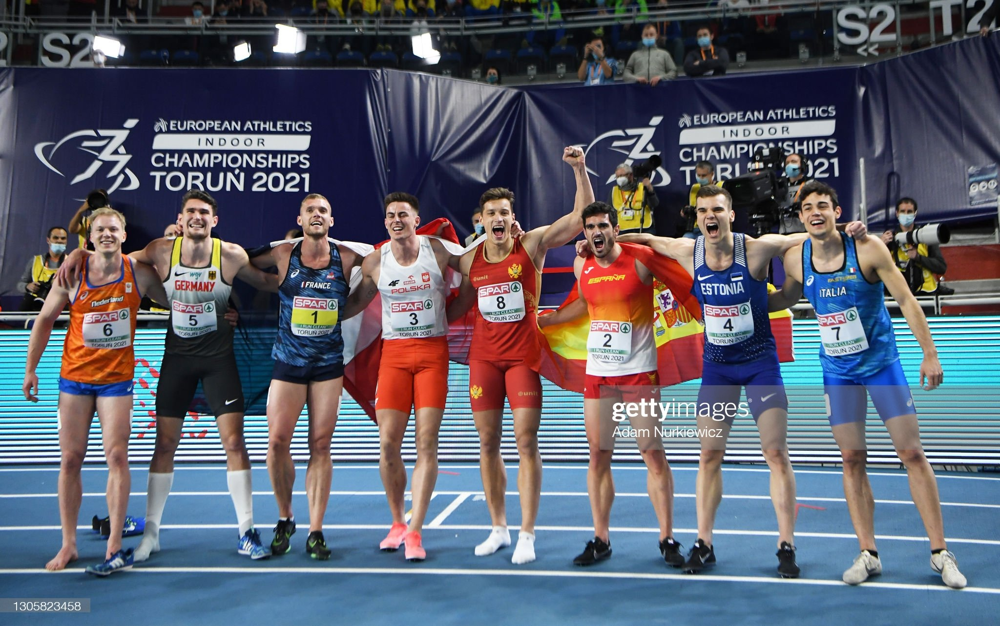 2021 European Athletics Indoor Championships - Day 3